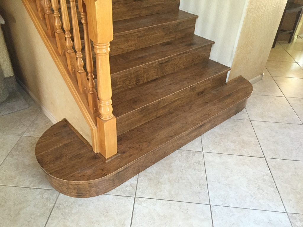 Looking for wood stairs and wood floors call 480 868 8515 custom lamimate wood stairs gilbert 3 dailygadgetfo Gallery
