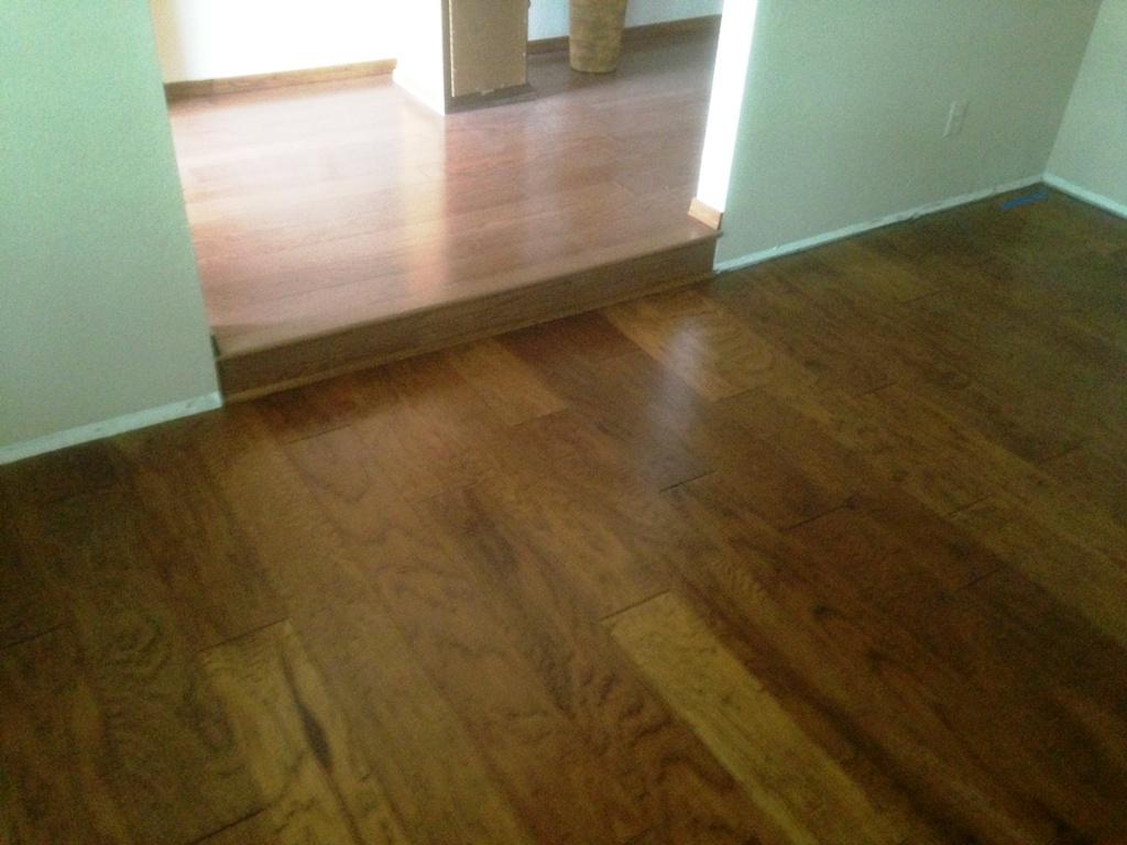 Permalink to: Wood Floor Installation