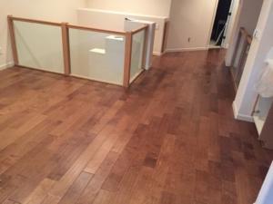 Custom Wood trim job in Scottsdale