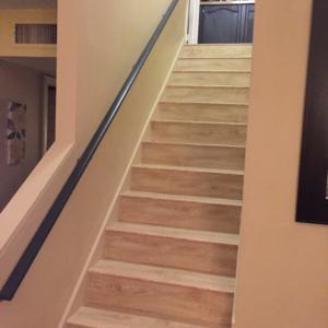 JMB Design llc_Wood Stair Installation